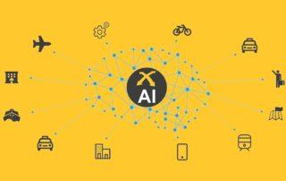 Intelligenza artificiale e taxi