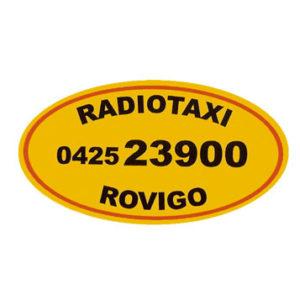 Taxi Rovigo logo