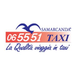 Taxi Roma logo