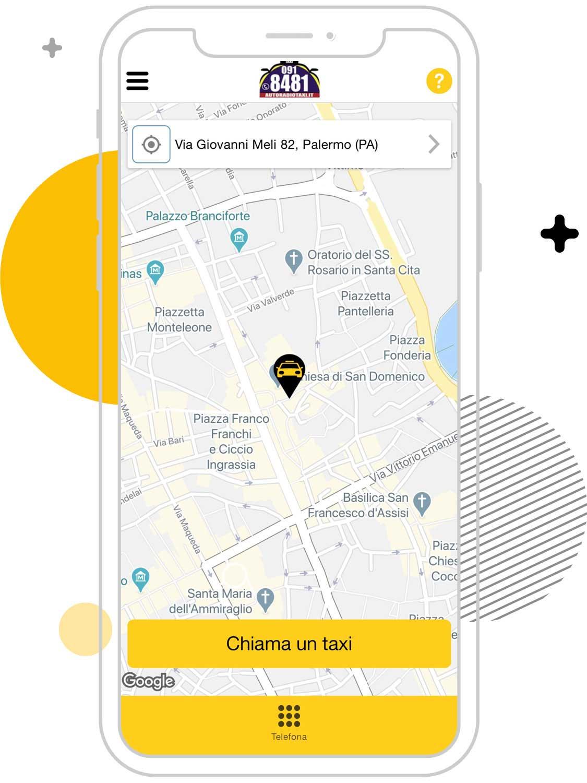 Cerco un taxi a Palermo