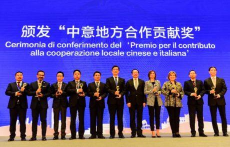 Italia-Cina 2020 appTaxi