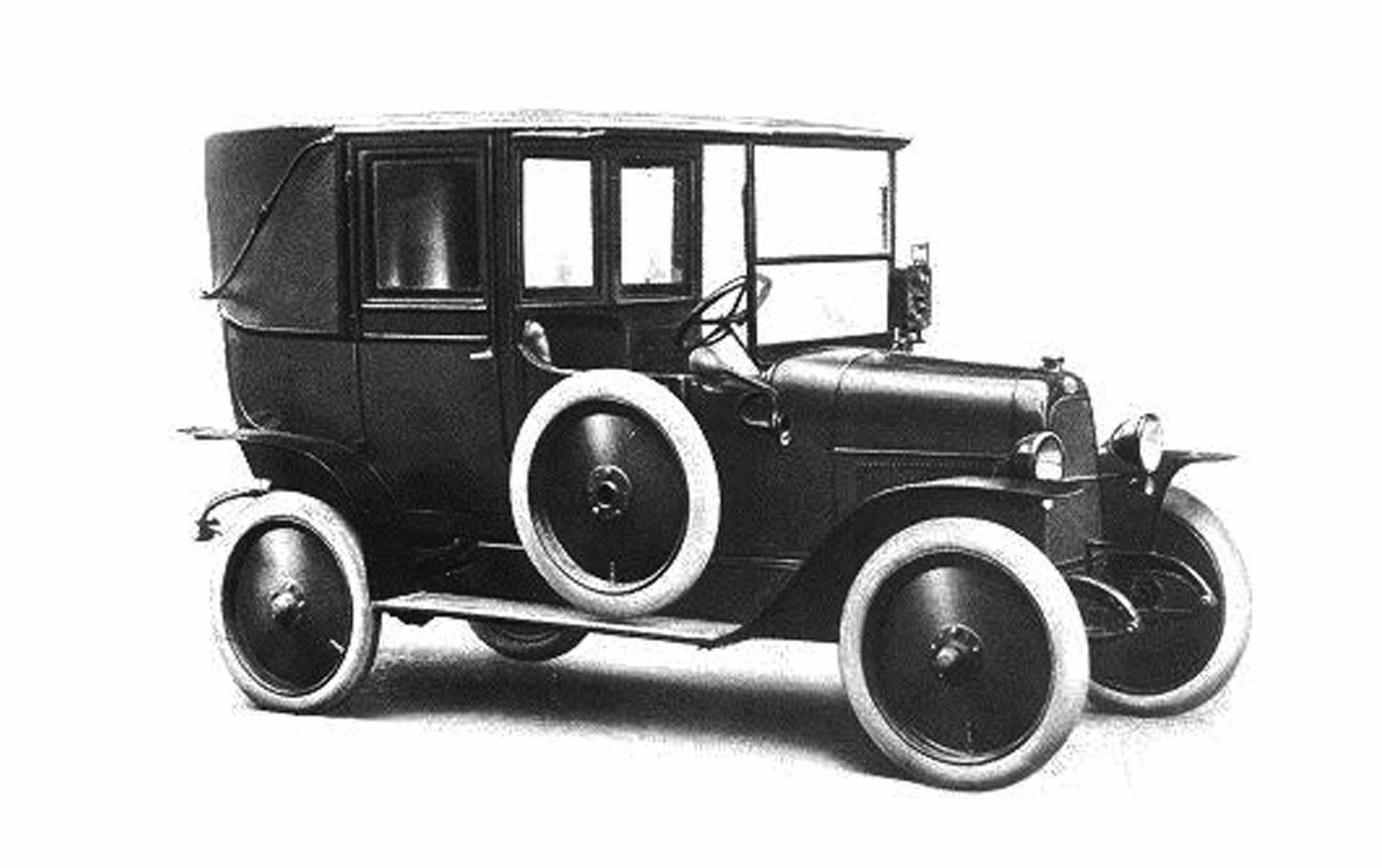 storia del taxi