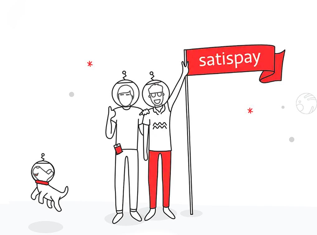 Satispay e appTaxi partnership
