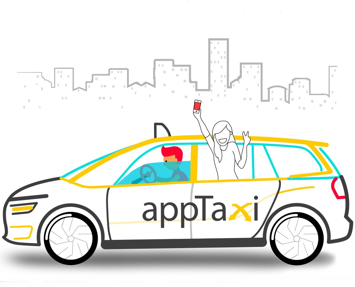 appTaxi e Satispay partnership